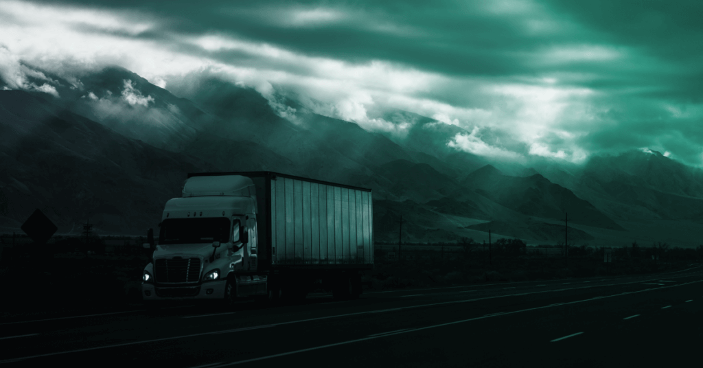 truck-on-road