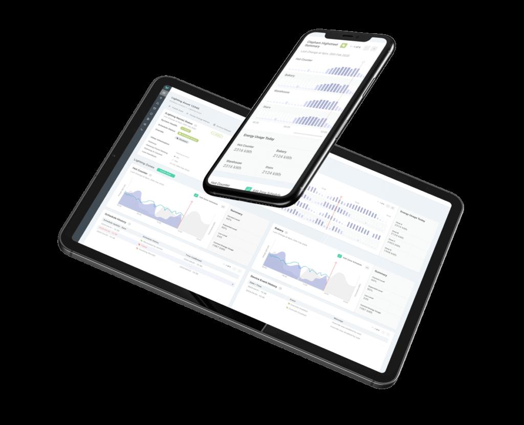 The Hark Platform - Tablet and Mobile