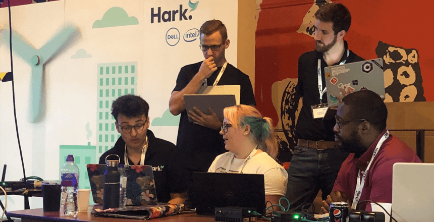 Hark-Hack-Day