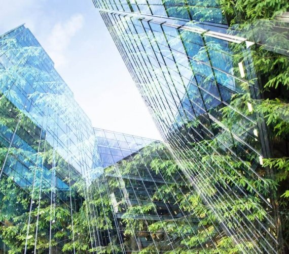 Improve efficiency of buildings, cut cost and carbon