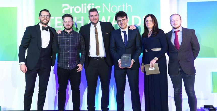 Prolific North Tech Awards