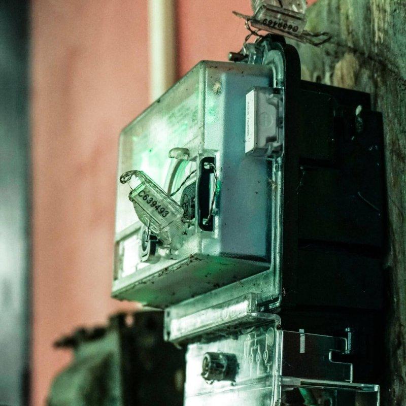 industrial energy meter